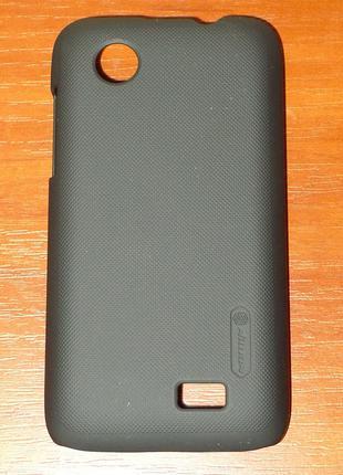 Чехол Nillkin для Lenovo A369 черный 0087