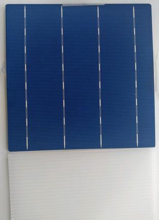 Новые солнечные элементы 156*156