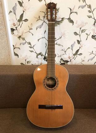 Классическая испанская гитара Prudencio Saez 4a
