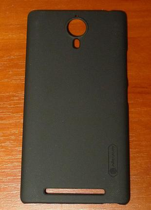 Чехол Nillkin для Lenovo P90 черный 0088