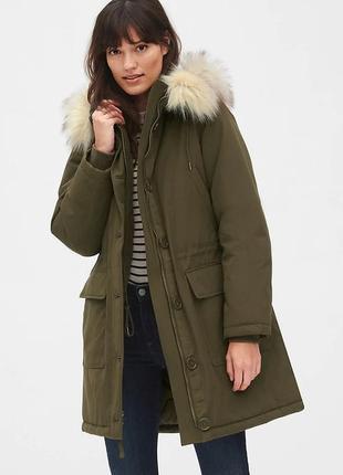 Парка/куртка  gap (осень-зима)