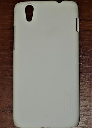 Чехол Nillkin для Lenovo S960 Vibe X белый 0089