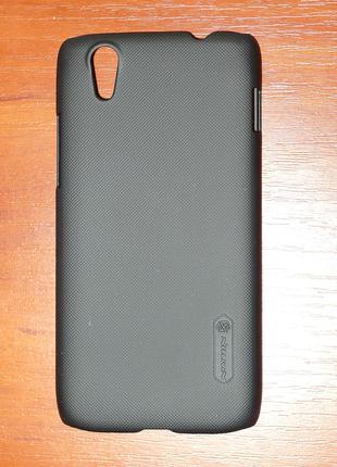 Чехол Nillkin для Lenovo S960 Vibe X черный 0090