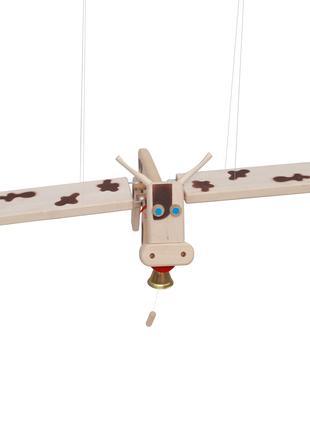 Мобиль Летающая корова