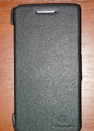 Чехол Nillkin для Lenovo S960 Vibe X черный 0091