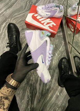 Кроссовки Nike Zoom 2k Pink Violet