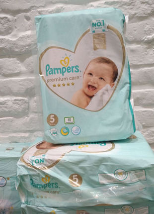 Pampers premium care 5 44