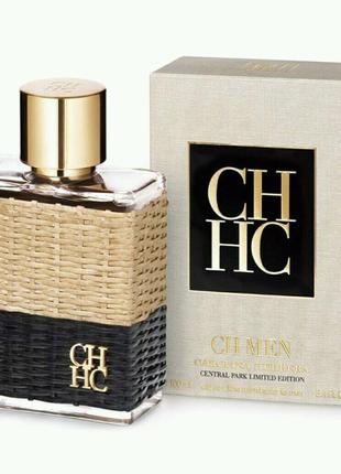 Carolina Herrera CH Men Central Park Limited Edition