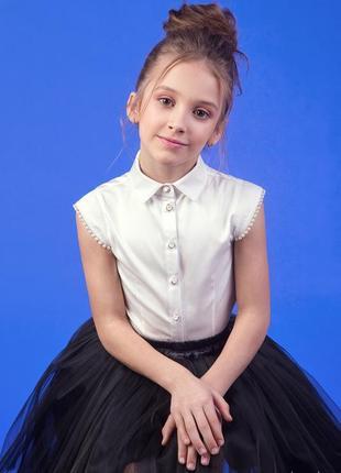 Блуза для девочки zironka