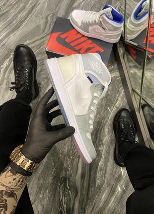 Кроссовки Nike Air Jordan Retro High Zoom.