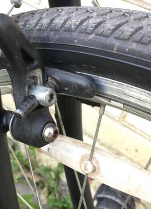Горно-дорожній велосипед