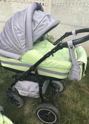 Детская коляска 2в1 Adamex