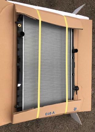 Радиатор кондиционера охлаждения Honda Accord 9 Sedan Coupe ри...