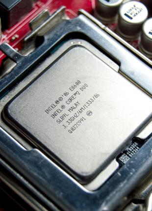 ТОП процессор Intel Core 2 Duo E8600