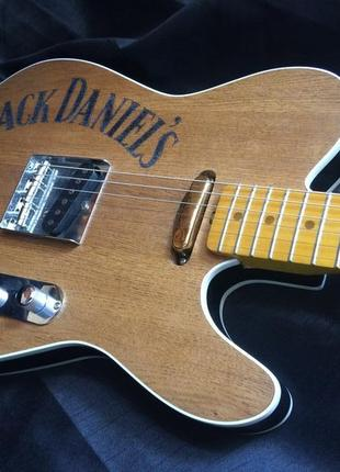 Электрогитара Jack Daniels Telecaster Oak N7