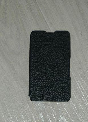 Чехол Avatti для Sony E2115 E4 черный 0116
