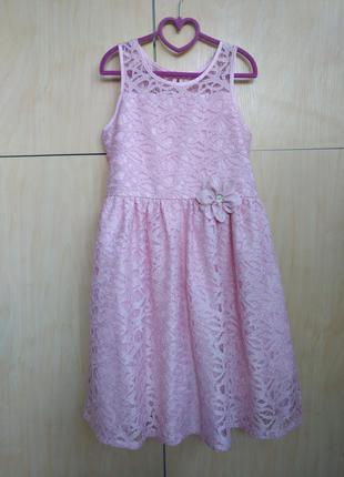 Нарядное платье mia$mimi на 10-11 лет