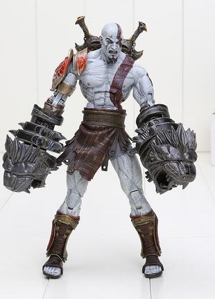 Фигурка героя игры God of War Кратоса