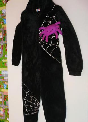 Новогодний карнавальный костюм или на хеллоуин паук -  паучок ...