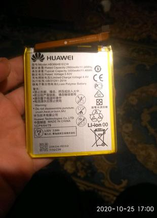 Батарея/Аккумулятор на Huawei honor 8 , Huawei P8 lite