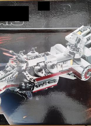 Конструктор 11431 Космический Корабль Тантив IV, Звездные Войны 1