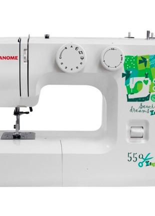 Швейная машина Janone Sewing Dream 550