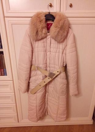 Зимний женский пуховик. Куртка. Пальто.