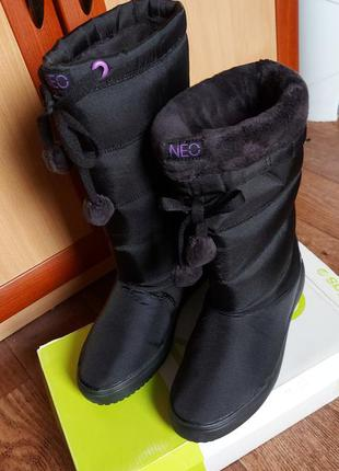 Сапоги/ дутики adidas 23,5- 24 см