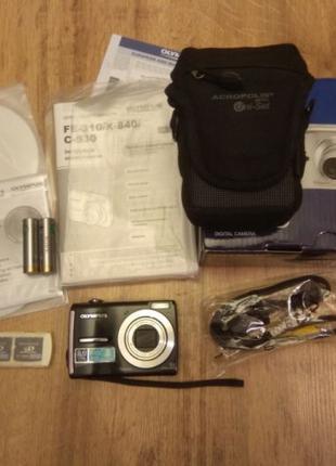 Продам фотоаппарат Olympus FE-310