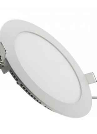 Led светильник Lezard 9W круг 4200K