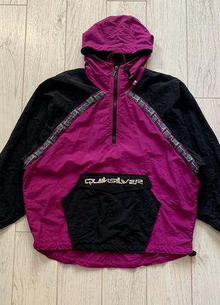 Куртка анорак Quiksilver