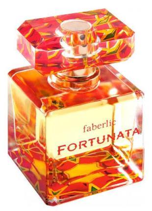 Парфюмерная вода фортуната фаберлик fortunata faberlic