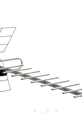 Антенна уличная дециметровая 1,2м (19 элементов) 15дБ