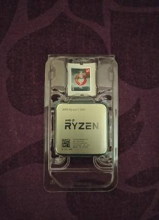 Процессор AMD Ryzen 5 2600 6 ядер 12 потоков 3.4GHz AM4 Tray