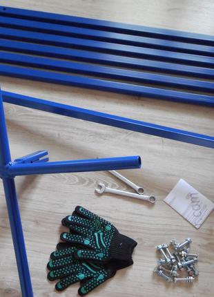 Ручной конусный бур 250 (300) мм до 7.5 метров бурения