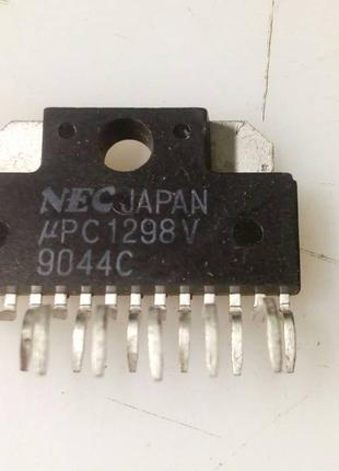 Мікросхема uPC1298V.