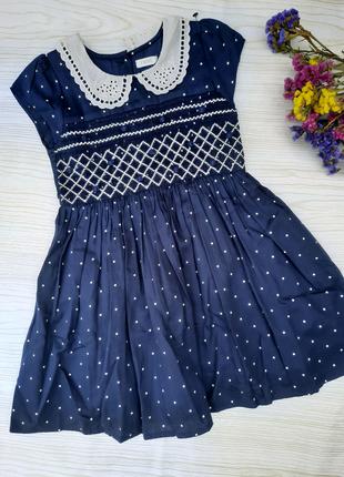 Нарядное платье на девочку Next