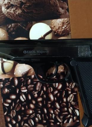 Пистолет под ХП