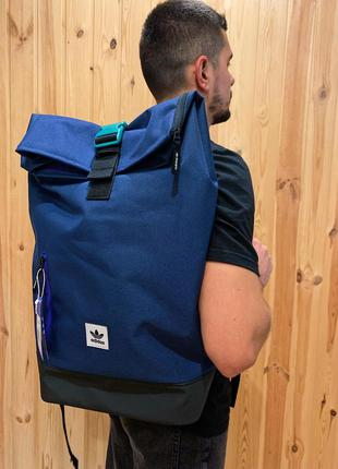 Оригинал adidas originals backpack ролл топ рюкзак