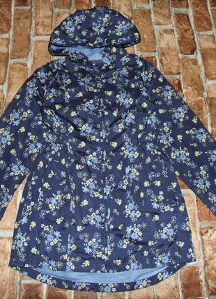 Куртка ветровка парка 8-9 и 11-12 лет nutmeg