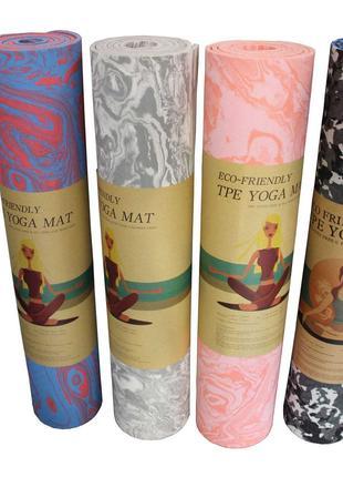 коврик для йоге