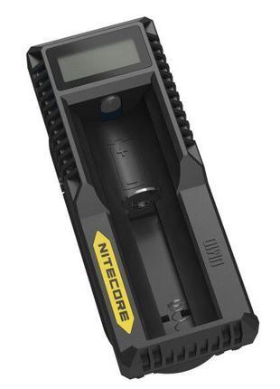 Зарядка Nitecore UM10 с аккумулятором для электронных сигарет