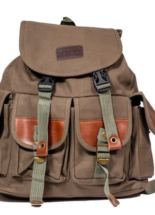 городской рюкзак винтаж