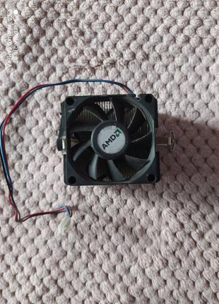 Продам охлаждение процессора AMD