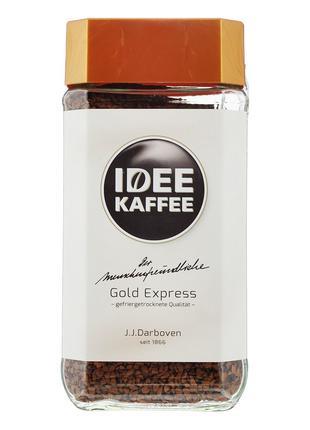 Кава розчинна IDEE Kaffee Gold Express 100гр