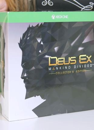 Deus Ex: Mankind Divided. Collectors edition (Xbox One)