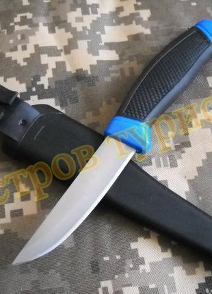 Нож туристический для дайвинга OT201 с ножнами