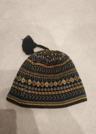 Подростковая детская зимняя шапка columbia