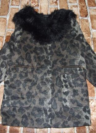 Пальто 9 лет matalan