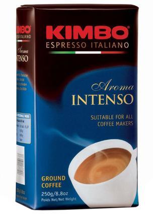 KIMBO AROMA INTENSO зернова кава 250 г